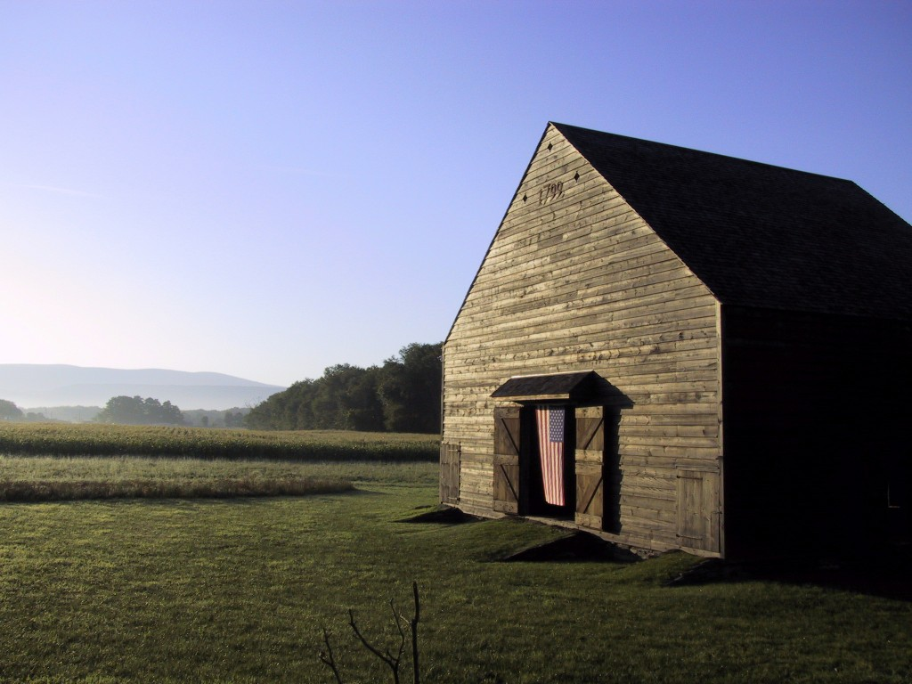 Dutch Barns Have The Spiritual Quality Of A Cathedral In Wilderness Rod Blackburn Colonial Homes America