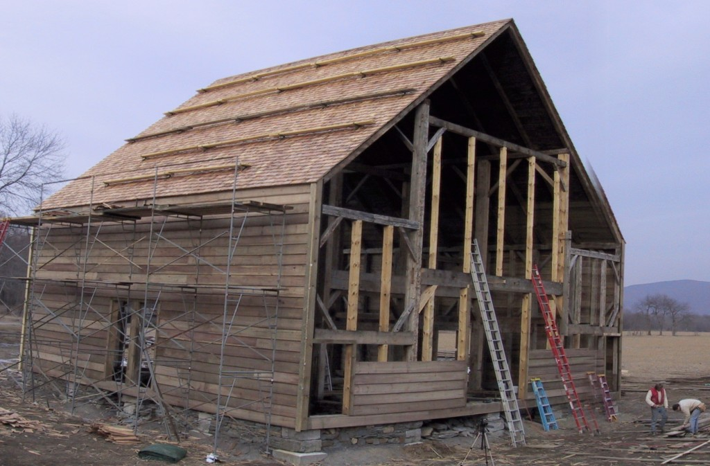 Dutch Barn in Ancramdale