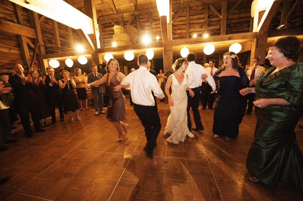 Dancing Barn Hudson Valley